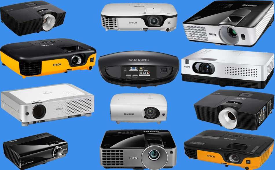 Peças projetores assistencia brasilia e taguatinga