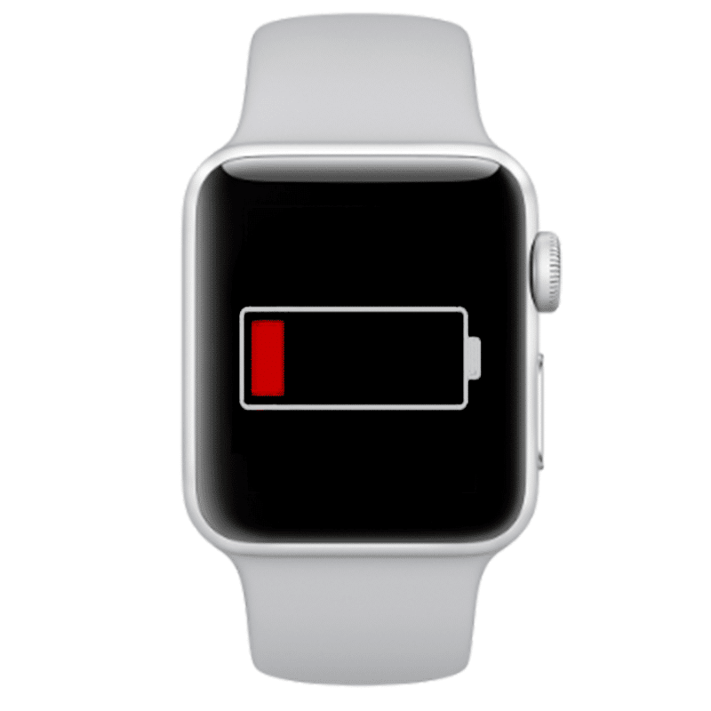 apple watch carregando bateria - Total infor