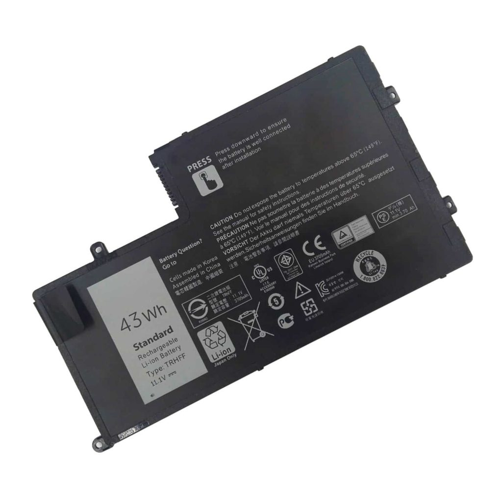 bateria original notebook dell
