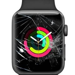 Substituiçao de vidro touch Apple Watch