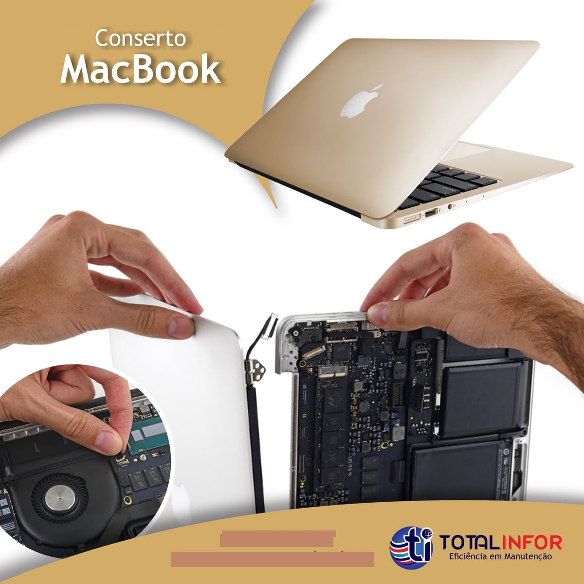 Assistencia Tecnica Notebook e Mac Brasilia