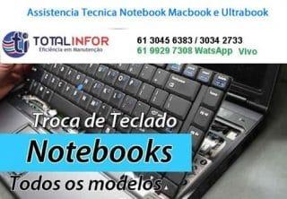 teclado para notebook em brasilia
