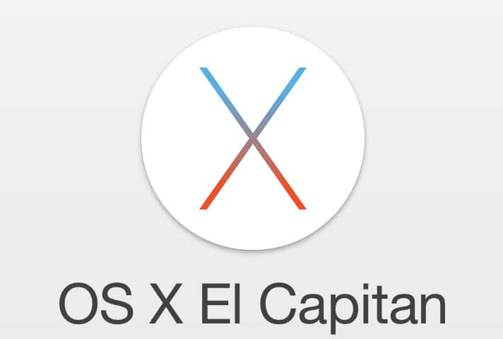 El Capitan - instalaçao downlaod