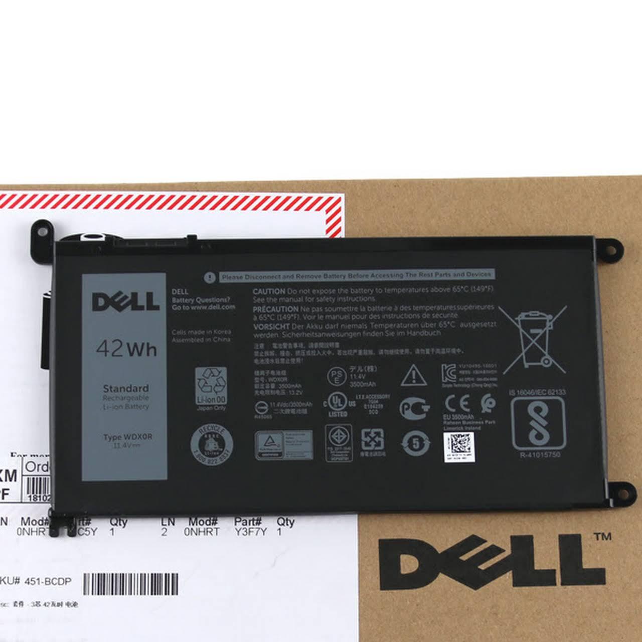 Bateria Dell Inspiron 15