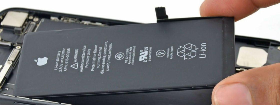 Bateria iPhone 8 Apple