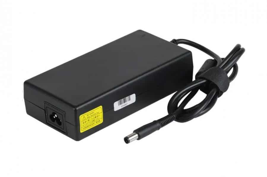Fonte carregador para notebook dell 19.5v 12.3a