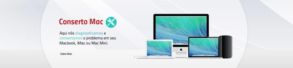 Conserto Macbook Pro em Águas Claras